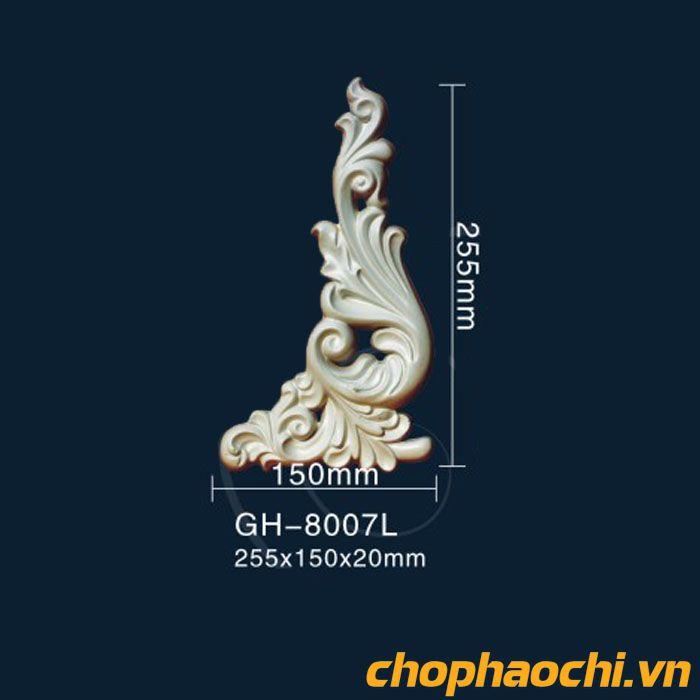 Hoa văn trang trí PU - GH-8007L