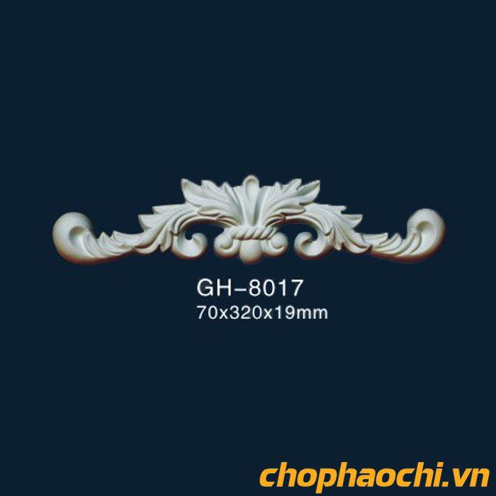 Hoa văn trang trí PU - GH-8017