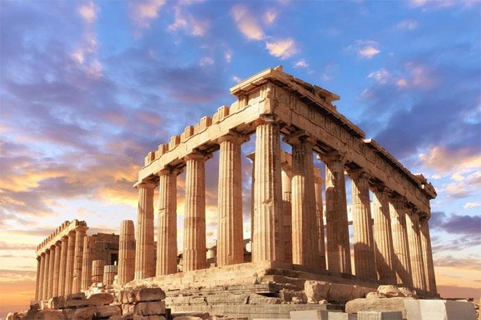 Kiến trúc Hy Lạp cổ đại với những công trình ấn tượng